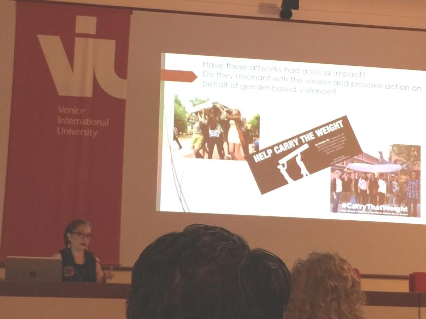 Discussion on Gender-based violence